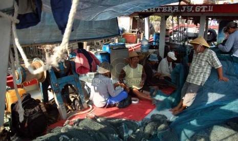 Surat Izin Habis Masa Berlaku, Nelayan tak Bisa Melaut