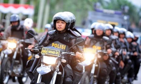 Kapolda Kalbar: Pontianak Sempat Sedikit Tegang, Ending-nya Aman