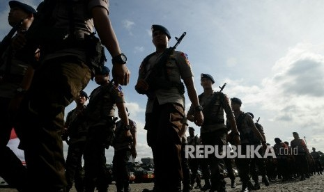Polisi Kerahkan 66 Ribu Personel Amankan Pilkada DKI
