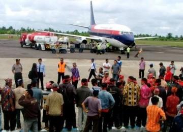 Sejumlah warga Dayak di Kalimantan Tengah menolak kehadiran FPI.