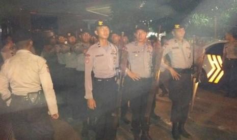 Atasi Tawuran Warga, Polres Jakarta Timur Kerahkan Dua Kompi Pasukan