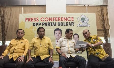 LSI Nilai Golkar Catat Sejarah Bila Menangkan Jokowi di 2019