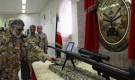 Senapan Sniper Iran
