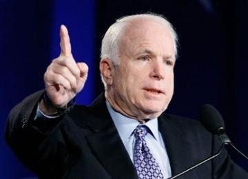 Senator partai republik AS John McCain