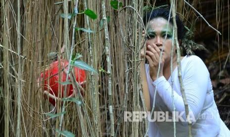In Picture: Dialektika Tubuh 'Jejak Rimba'