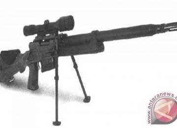 Senjata buatan PT Pindad