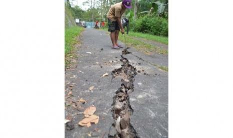 Gempa Bumi Kejutkan Warga Jateng Bagian Selatan