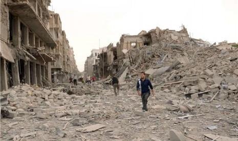 Dewan Solidaritas India-Arab Dukung Suriah