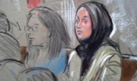 Seorang perempuan Muslimah AS asal Oklahoma kini menunggu putusan Mahkamah Agung terkait gugatan diskriminasi oleh jaringan toko pakaian Abercrombie and Fitch.