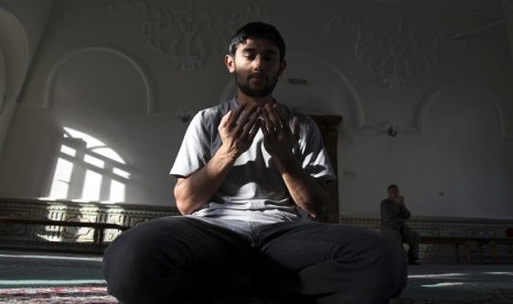Inilah Syarat I'tikaf di Bulan Ramadhan