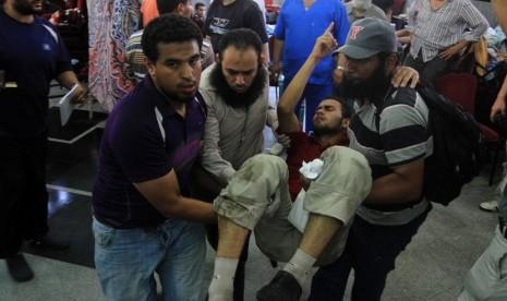 Aliansi LSM HAM Kecam Pembantaian Pendukung Pro-Mursi
