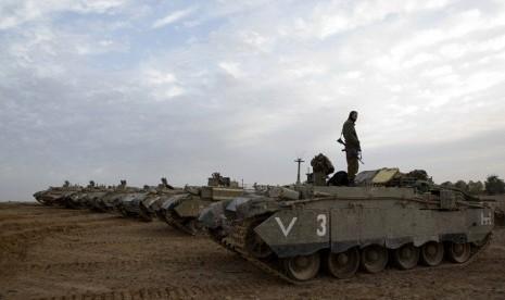 Perang Darat akan Tewaskan 200 Tentara Israel