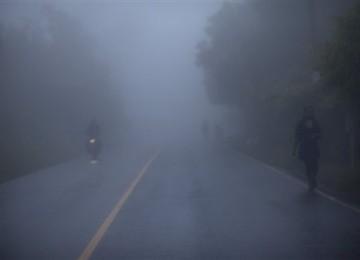 Hujan lebat (ilustrasi)
