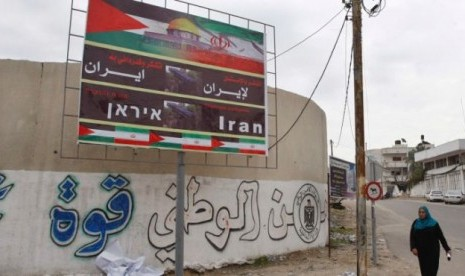 Warga Gaza: Terima Kasih Iran!