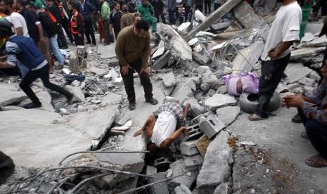 Palestina Didesak Jangan Laporkan Kejahatan Perang Israel