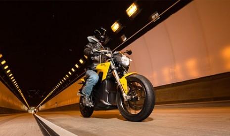 Sepeda motor listrik Zero S