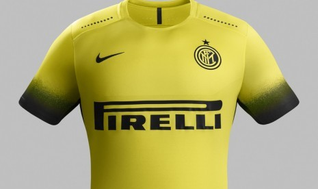 Seragam ketiga Inter Milan