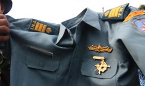Seragam TNI AL (ilustrasi)