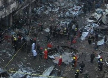 Serangan bom di Irak