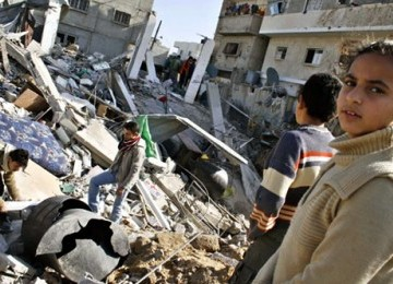 Warga AS Demo Kecam Serangan Militer Israel