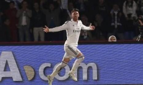 Sergio Ramos: Madrid Masih Butuh Peningkatan