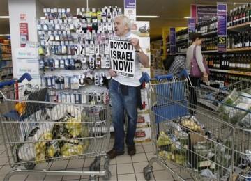 Seruan boikot produk Israel di Irlandia