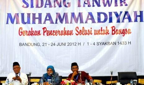 Sidang Tanwir Muhammadiyah