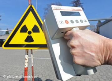 Simbol Bahaya Radioaktif