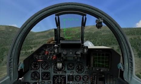 'Simulator Jet Tempur Iran Lebih Canggih dari Produk Asing'