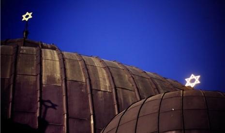 Sinagog (ilustrasi)