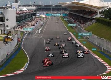 Sirkuit F1 Sepang, Malaysia