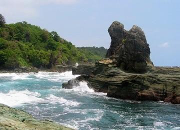 Sisi lain Pulau Nusakambangan yang bisa dijadikan objek wisata.
