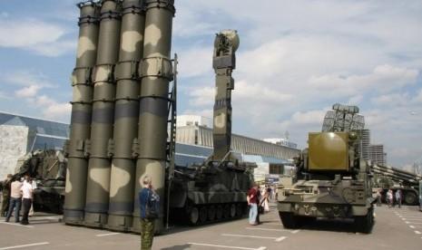 Berikut Kehebatan Pertahanan Rudal S 300 Rusia   BERITA TERKINI