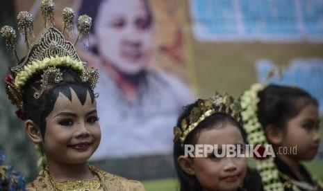 In Picture: Karnaval Peringatan Hari Kartini