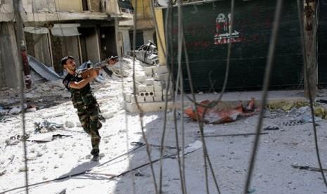 Berita Suriah Terbaru Rusia Kecam Amerika Terhadap Pembantaian Islam ...