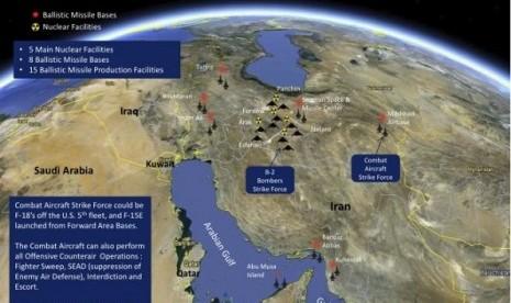 Studi Perang Iran (3-habis): Neraka di Timur Tengah