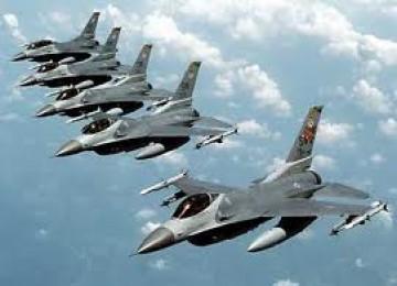 Skuadron pesawat tempur F-16