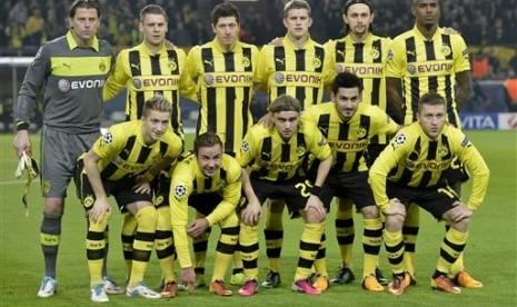Borussia Dortmund Pinjam 'The Next Shinji Kagawa'