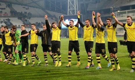 Dortmund Catatkan Empat Kekalahan Beruntun