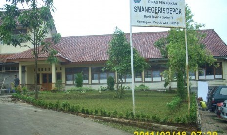 SMAN 5 Depok, Jawa Barat
