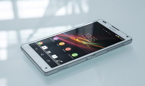 Xperia ZL Siap Tantang BlackBerry Z10