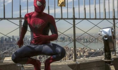 Sony dan Marvel Bakal Garap Film Spiderman Bareng