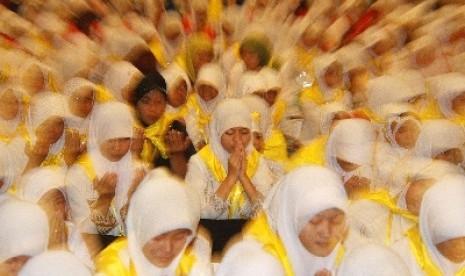 Spirit Ramadhan mesti kita jaga dengan sebaik-baiknya.