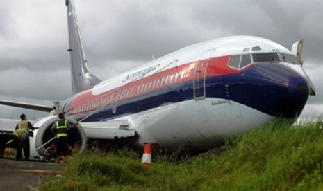 Aviation Accidents and Incidents: News: Sriwijaya Air ...