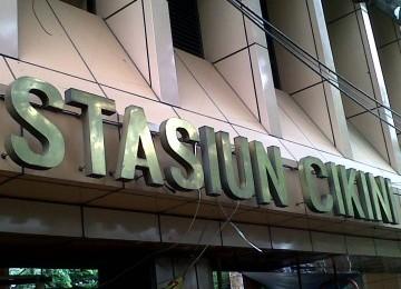 Stasiun Cikini