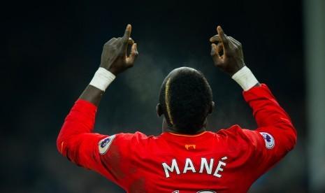 Mane Pemain Terbaik Liverpool Musim Ini