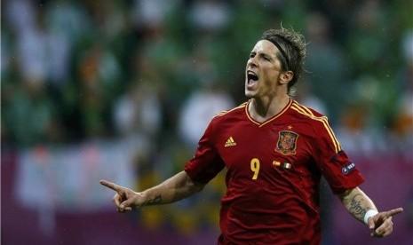 Torres Berharap Prancis Kembali Bermain Buruk