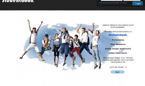 Ini Dia 'Facebook' untuk Pelajar Indonesia