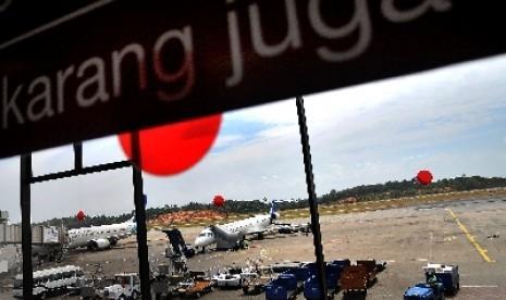 3 Pesawat Gagal Mendarat di Bandara Hang Nadim