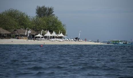 Keliling Empat Gili di Lombok dalam Sehari?